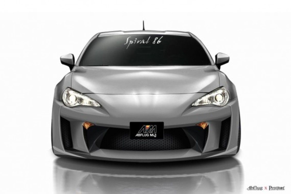 Scion Fr S Supercharger Package By Abflug Supercharger Scion Fathers S