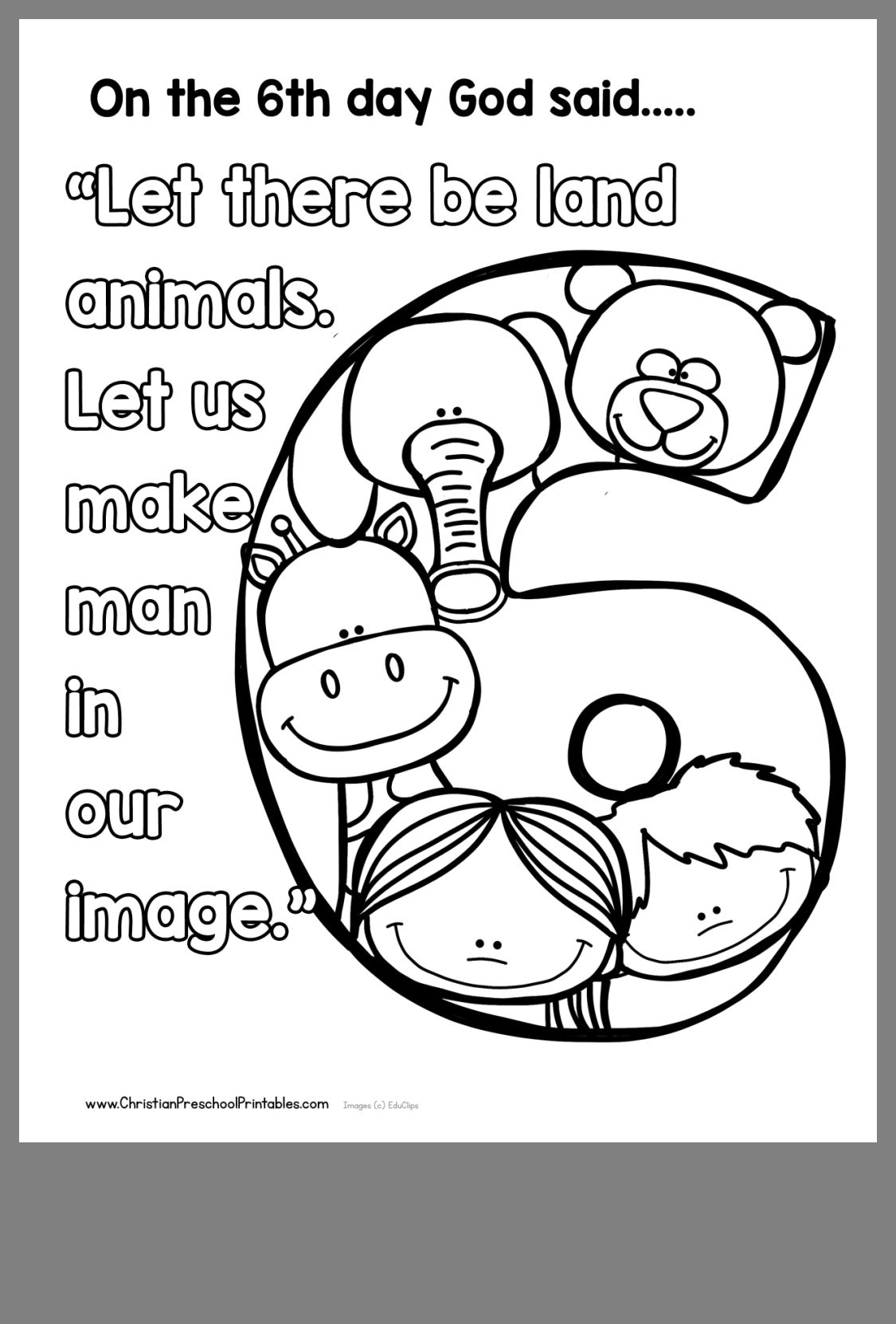 Pin By Trish Robbins On Kids Church Lessons Creation Coloring Pages