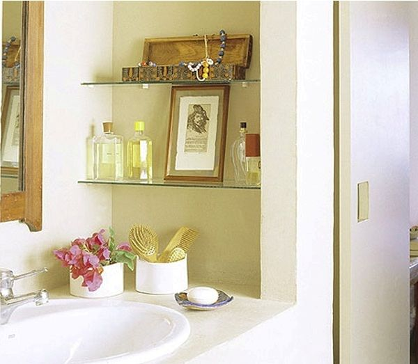 Small Bathroom Makeover: Spa Inspired Decor, Easy Diy Bathroom Ideas,  Bathroom Tour And
