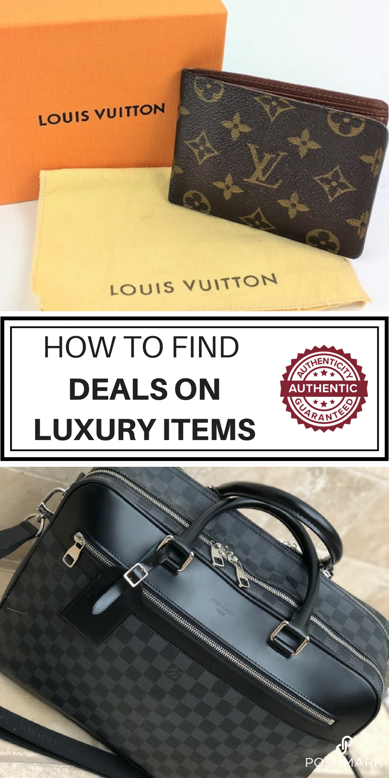 a43740f12079 Poshmark is the new way to buy   sell fashion. Save up to 40% off luxury  brands  Louis Vuitton