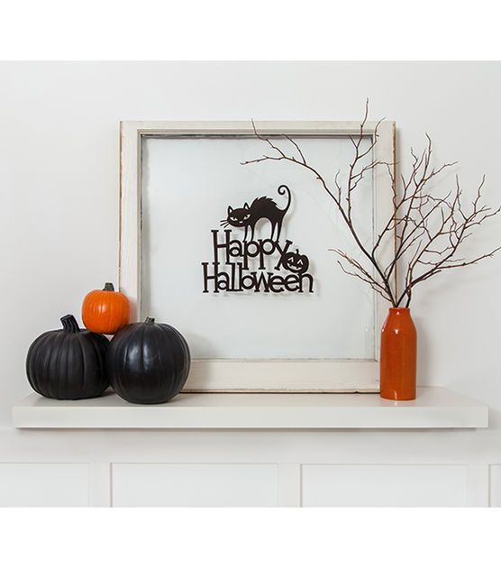 cricut creepy critters cartridge halloween decorations diy home decor