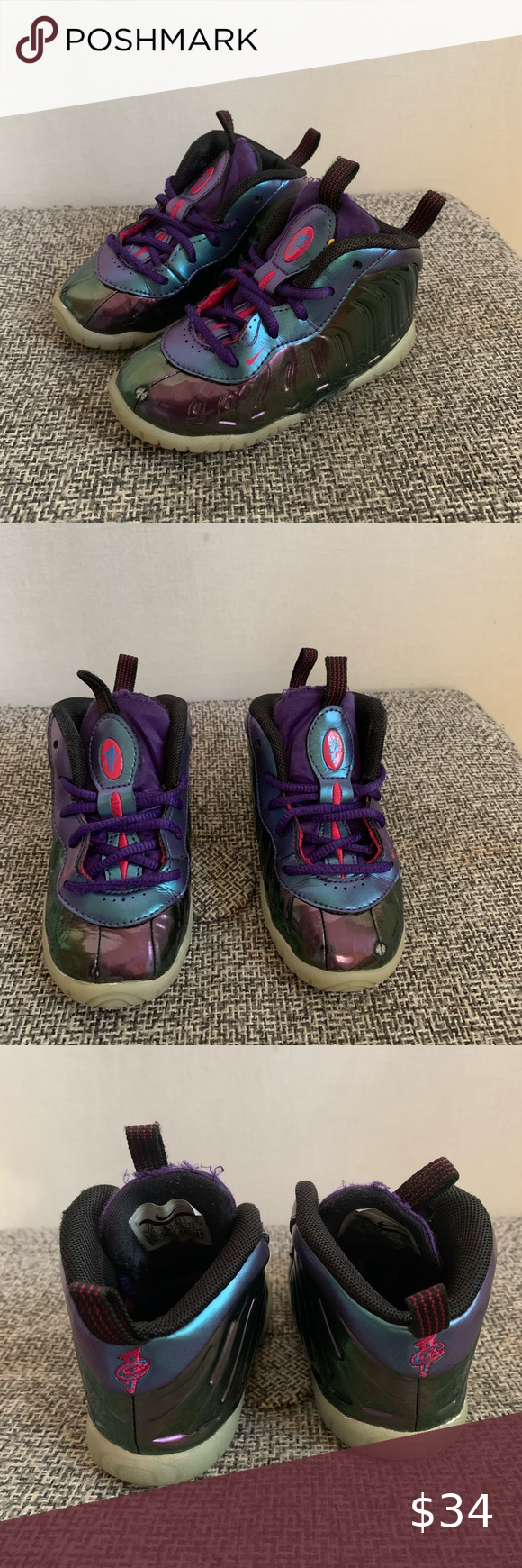 Nike Air Foamposite One Doernbecher DB 641745600 2019 ...