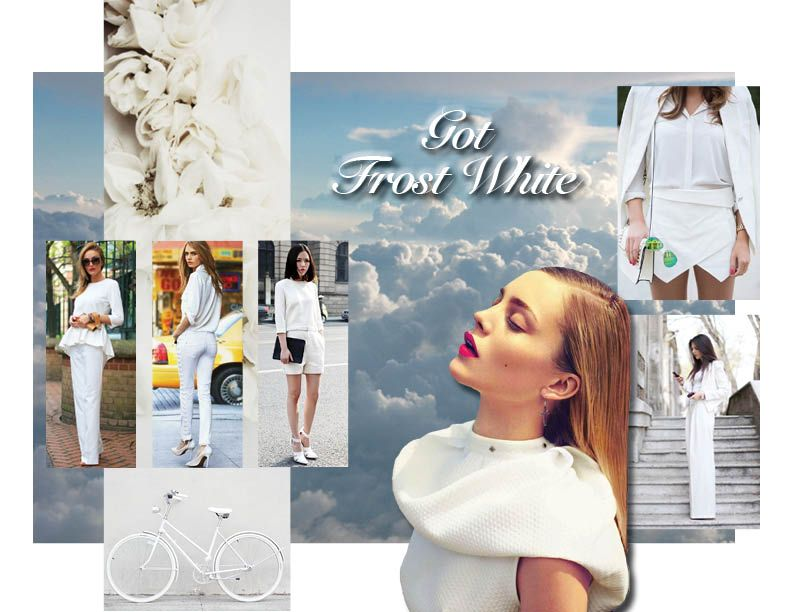 All White Summer Style Mood Board Inspiration Fashion Trend Blogger Style Streetwear Mbf 39 S