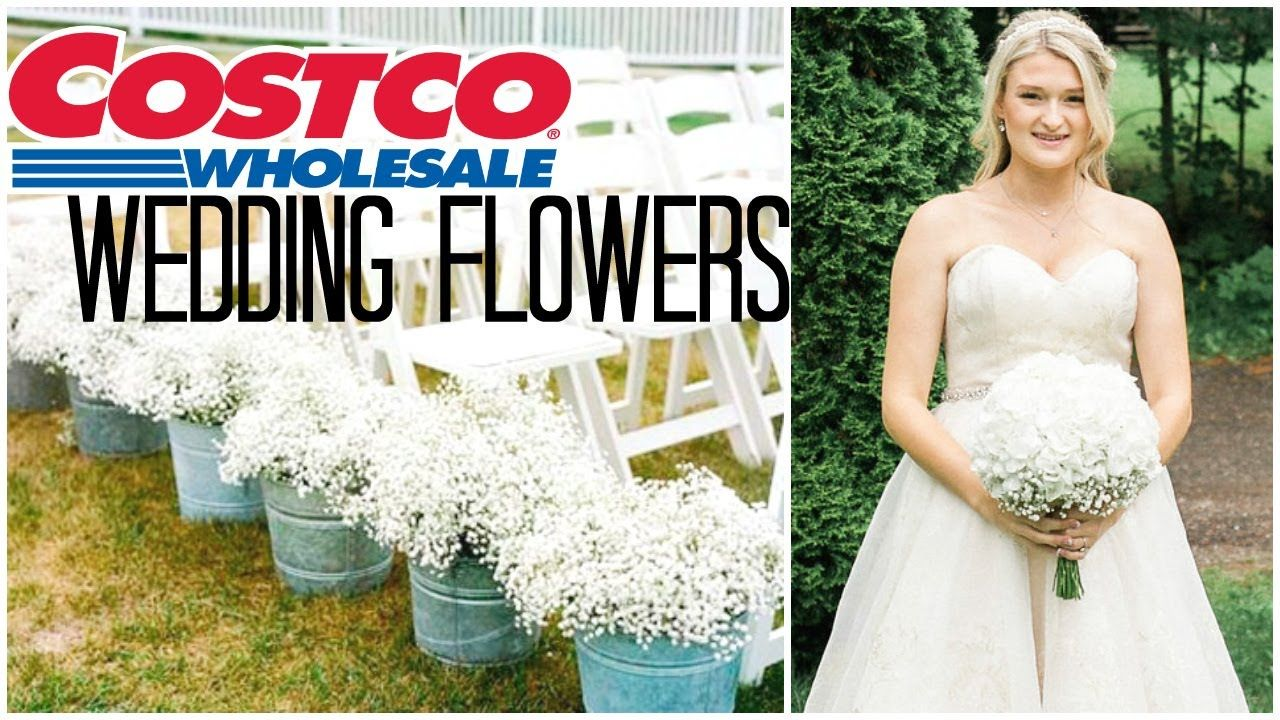 Costco Wedding Flowers Review How To Youtube Costco Wedding Flowers Diy Wedding Flowers Wholesale Flowers Wedding