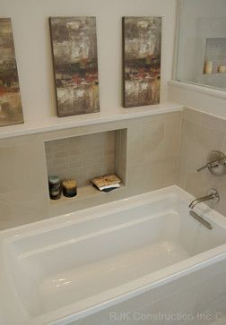 This Kohler Archer bathtub is available with the apron front, or ...