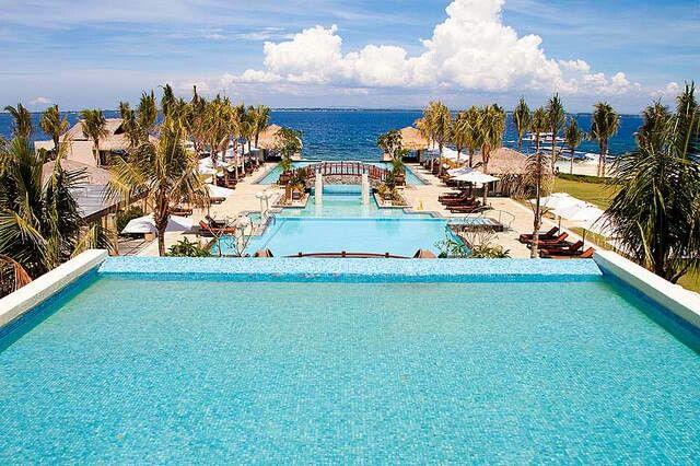 Crimson Beach Resort In Mactan Cebu Phillippines It 39 S More Fun In The Philippines