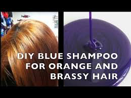How To Get Rid Of Brassy Hair With Food Coloring And Shampoo Brassy Hair Diy Hair Dye Food Coloring Hair