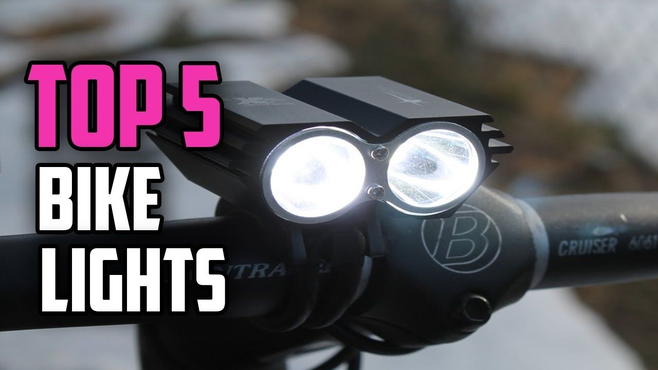 Best Bike Lights 2019 Top 5 Bike Lights Buying Guide Bike