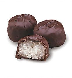 Dark Chocolate Coconut Creams From Russell Stover S Dark Chocolate Collection Chocolate Coconut Cream Chocolate Coconut
