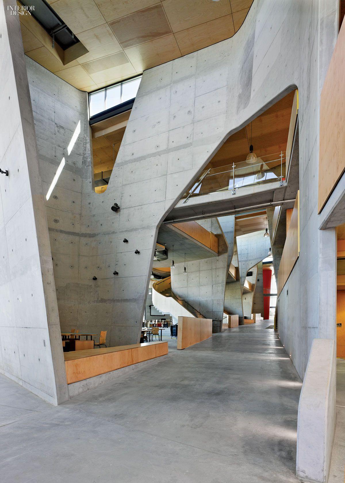 Architecture School Studio ripple effect: crab studio designs queensland architecture school