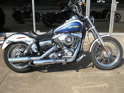 eBay: Harley-Davidson: Dyna FXDC Super Glide Custom 2010 motorcycles