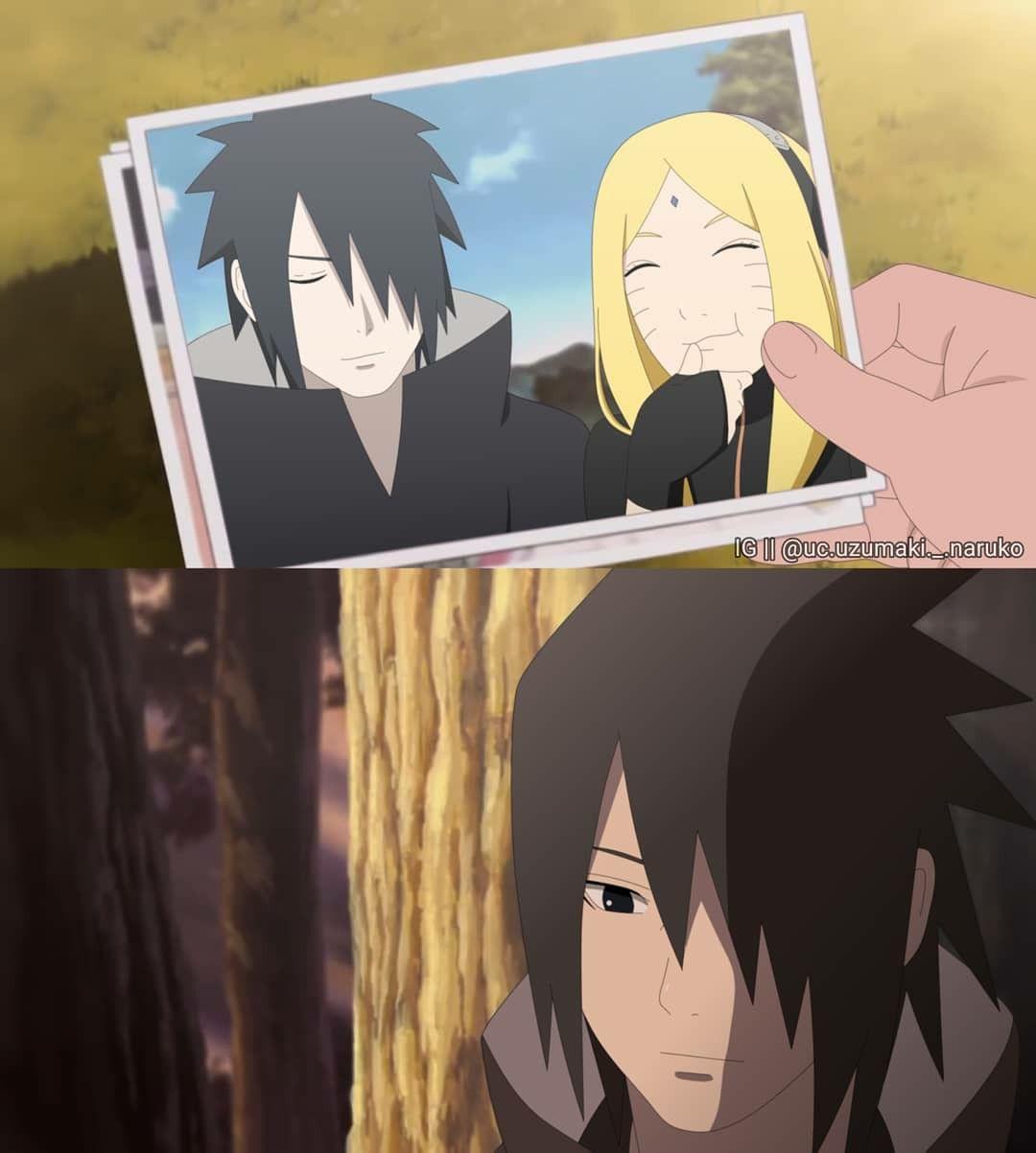 Naruko and Sasuke