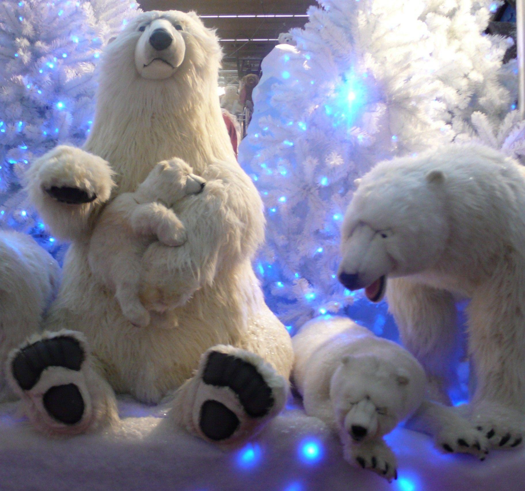 Polar Bear Christmas Decorations Adorable Festive And Really Has A