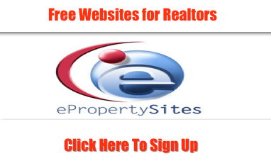 Free & Unlimited ePropertySites for all my Realtor Friends.  Sign up!