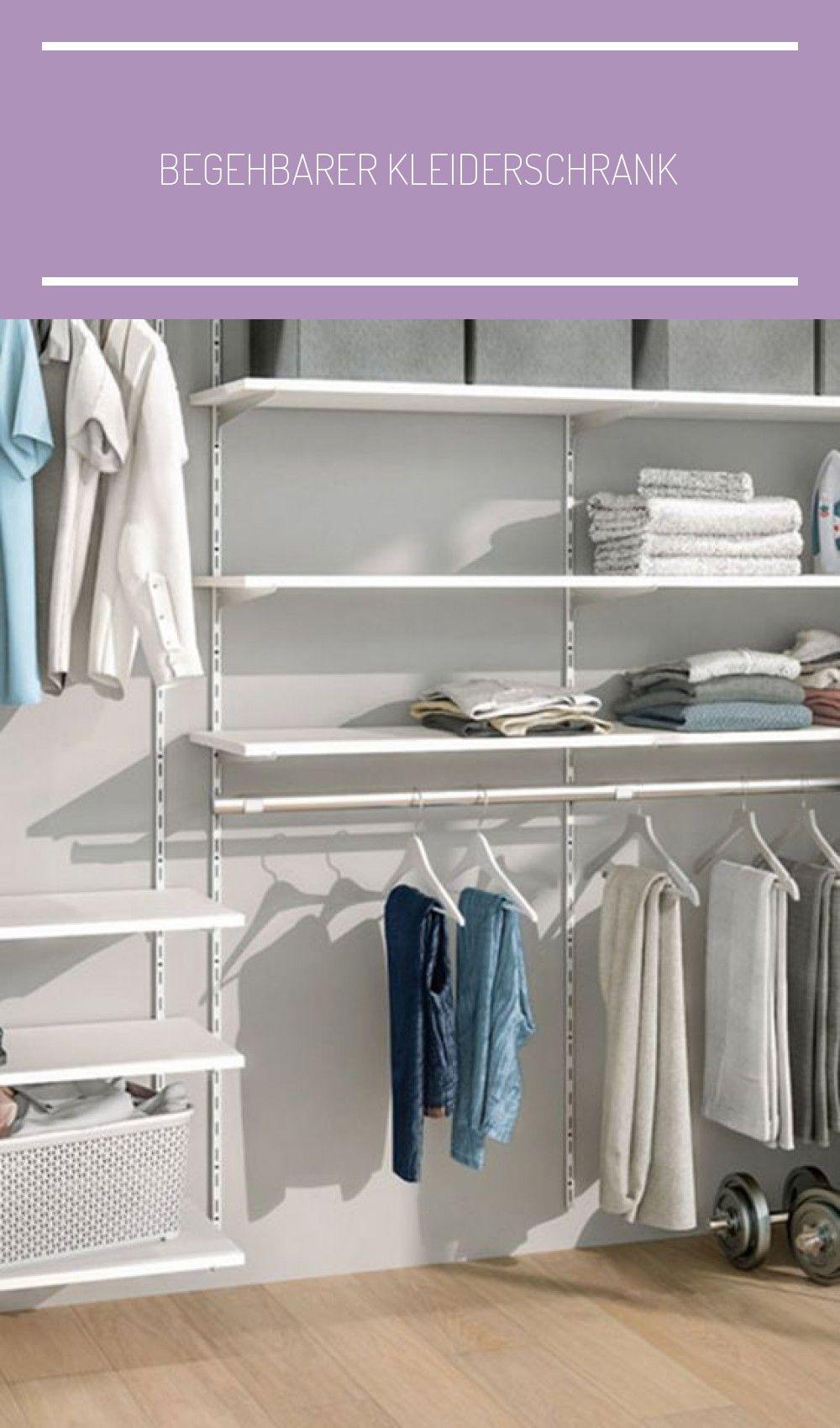 Begehbarer Kleiderschrank Fur Dachschrage Und Ankleidezimmer Ankleidezimmer Ideen Dachschrage In 2020 Wardrobe Rack Walk In Closet Motif Design