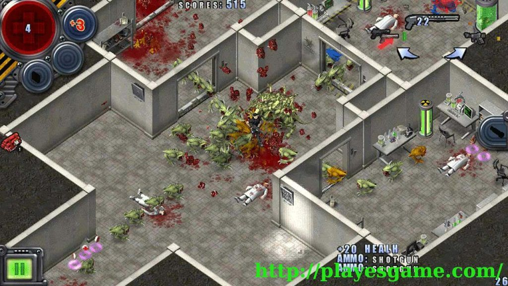 alien shooter pc game free download full version