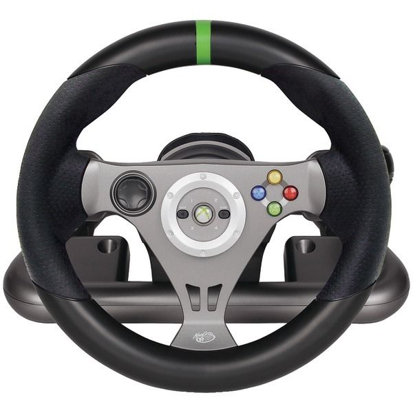 Everything Electronic and More -  MADCATZ Xbox 360® Wireless Racing Wheel , $249.99 (http://everything-electronic-and-more.mybigcommerce.com/madcatz-xbox-360-wireless-racing-wheel/)