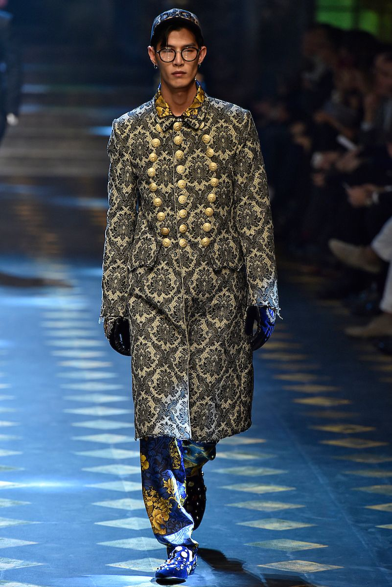 Dolce Gabbana - Inverno 17/18