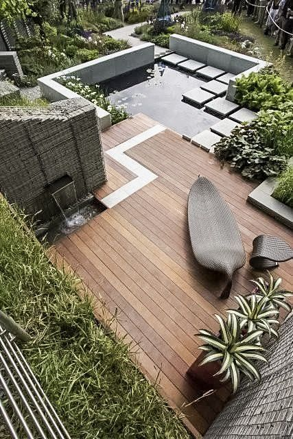 60 Fantastic Luxury Garden Décor Ideas