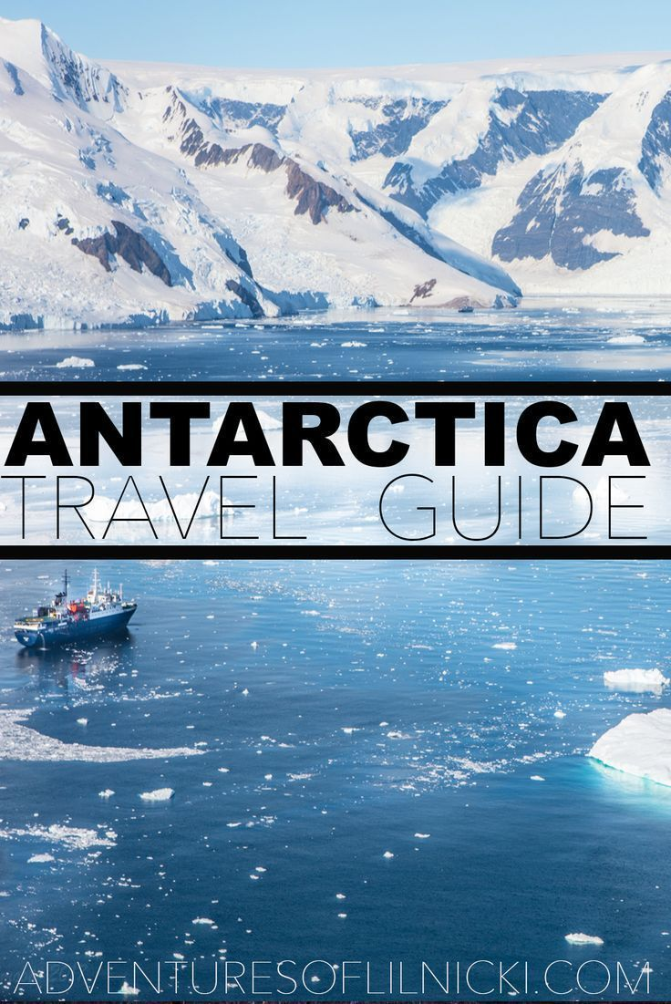 Antarctica Travel Guide (With images) Antarctica travel