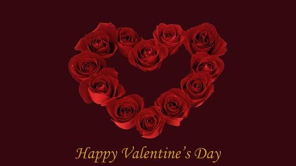 Happy Valentine's Day Wallpaper (1920x1080) Happy