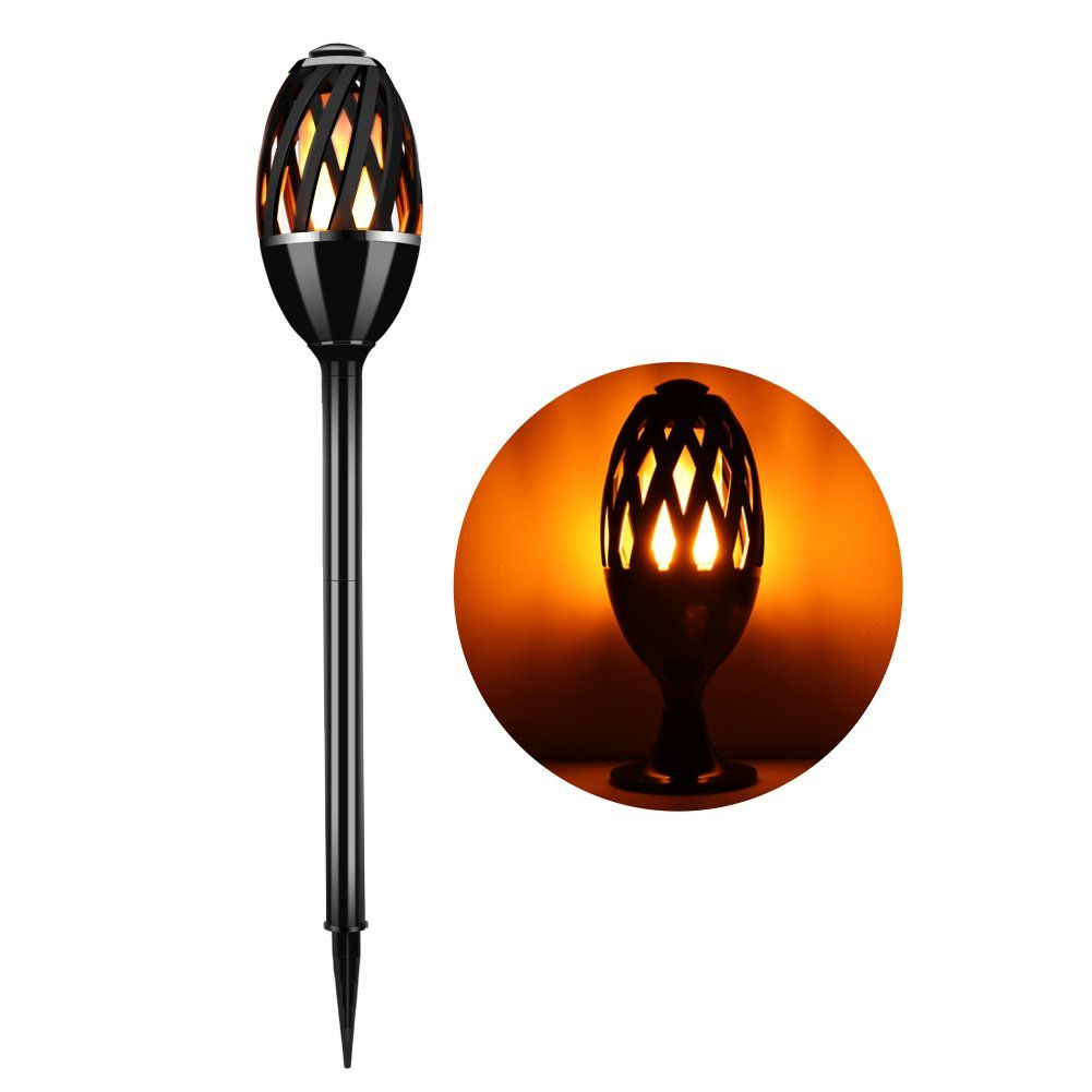 lighting tiki torches. Garden Torches Light,Flickering Tiki Waterproof Wireless Outdoor Light For Patio Path Yard Lighting
