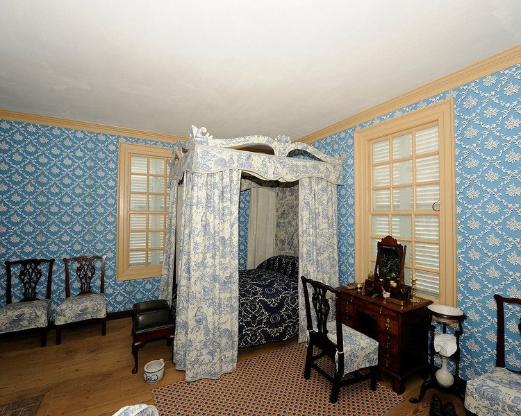 Thomas Everard House Williamsburg Virginia Colonial Williamsburg Interior Home