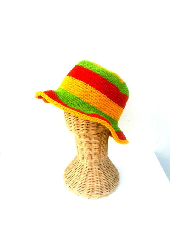 1e6666ff3f4 Bucket Hat Boho Hat