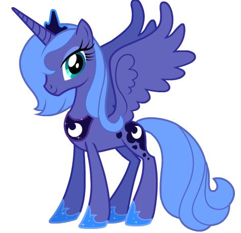 my little pony friendship is magic princess luna my