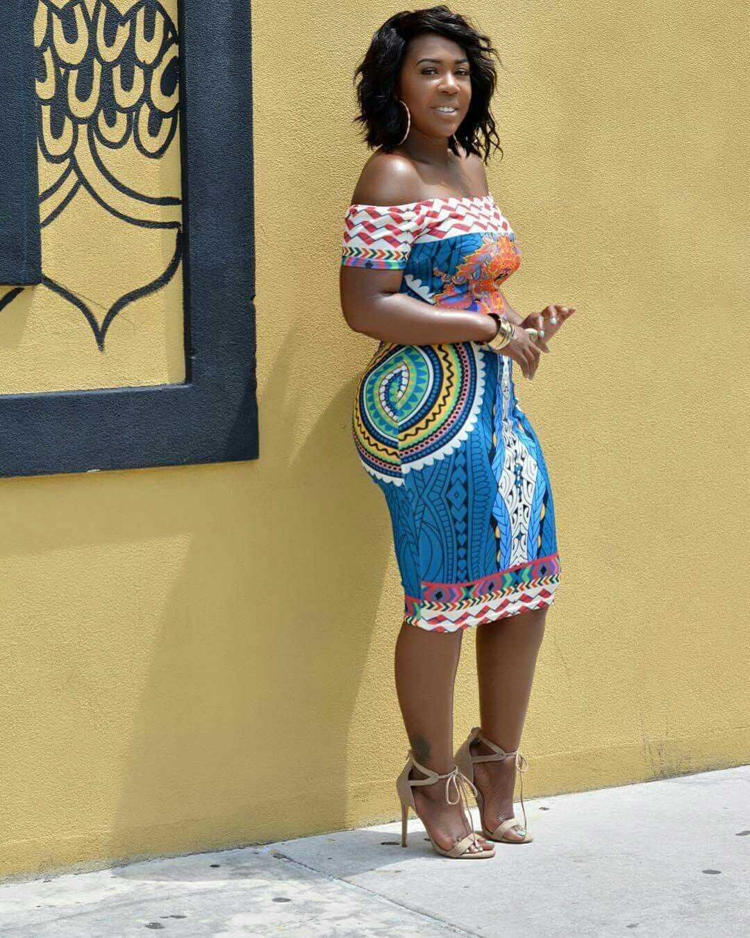 Black Women Fashion Models: Pin By Nicole On Simple And Fitted