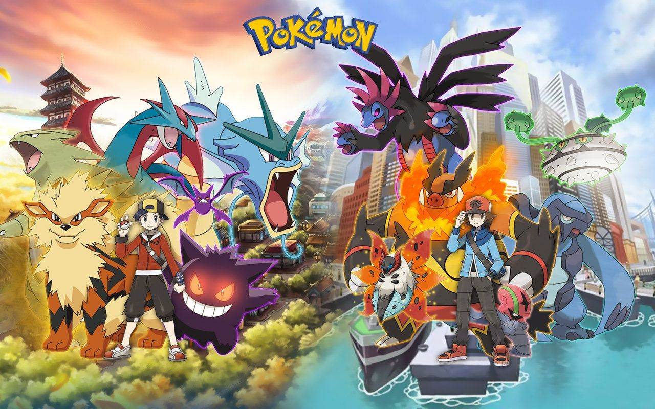 12 Differences Between Pokemon Go And The Classic Pokemon Ds Games Cool Pokemon Wallpapers Hd Pokemon Wallpapers Pokemon Hd Wallpaper