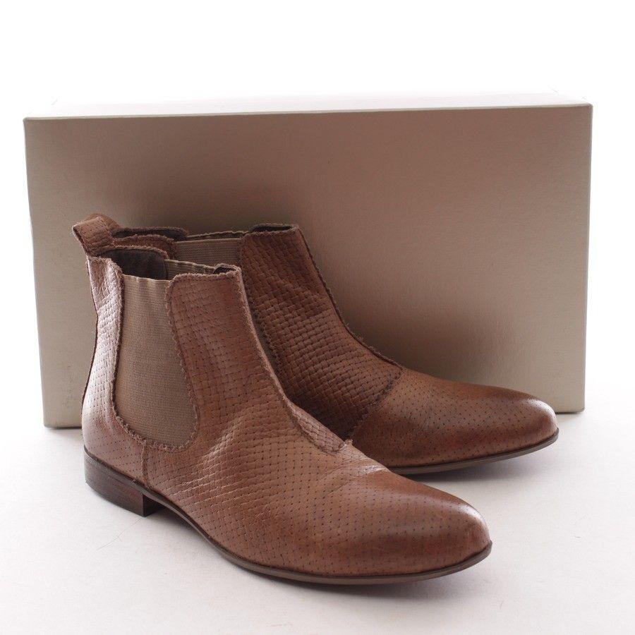 Stylische Chelsea Boots Von Liebeskind Berlin In Braun Gr Eu 38 Komfortabel Und Klassisch Schuhe Damen Liebeskind Stiefeletten