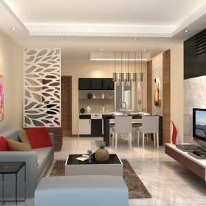 Contemporary Sample Interior Design For Small Living Room Component
