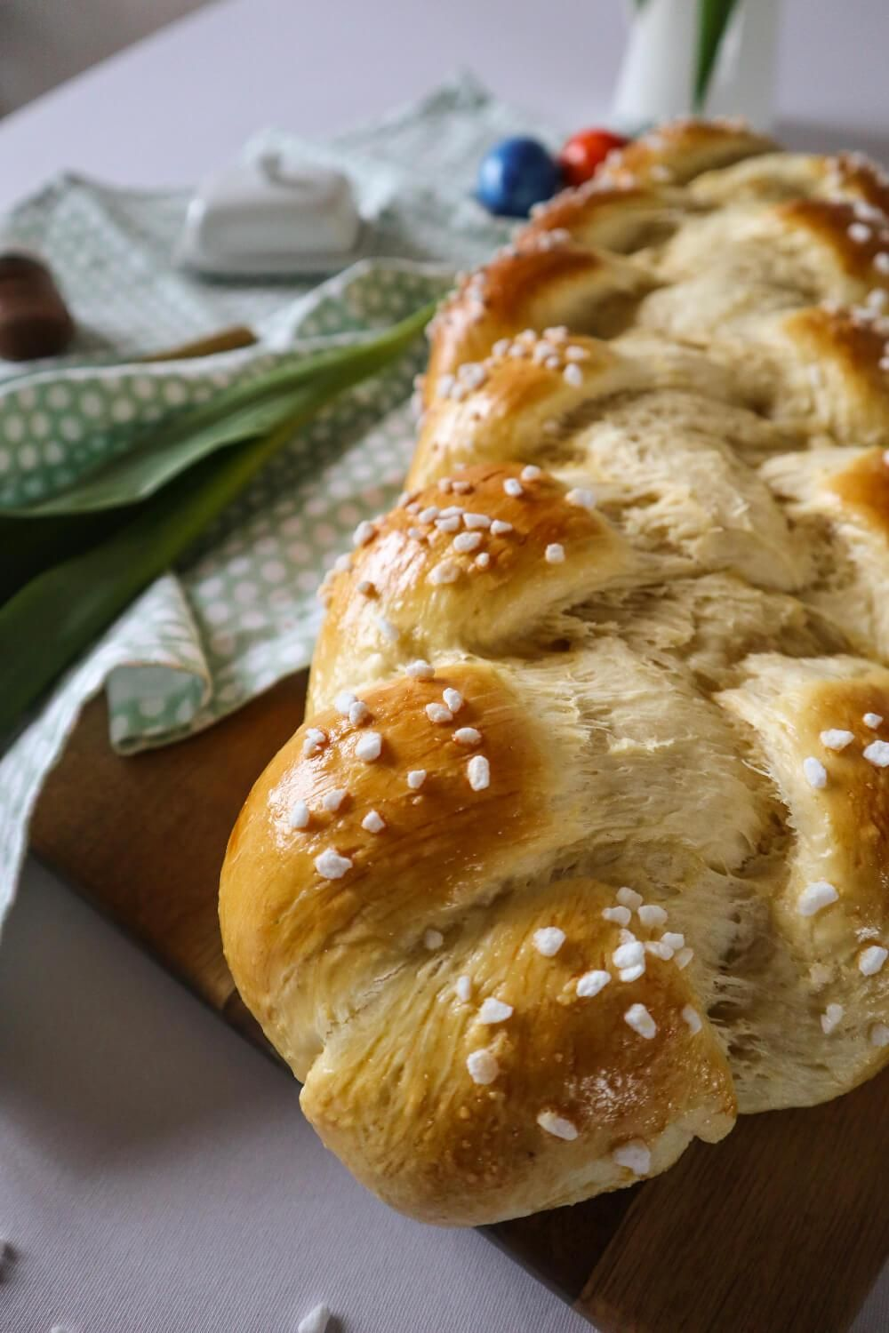 Photo of FLUFFY YEAR'S BRAID LIKE BAKER | perfect for Easter – flying sparks