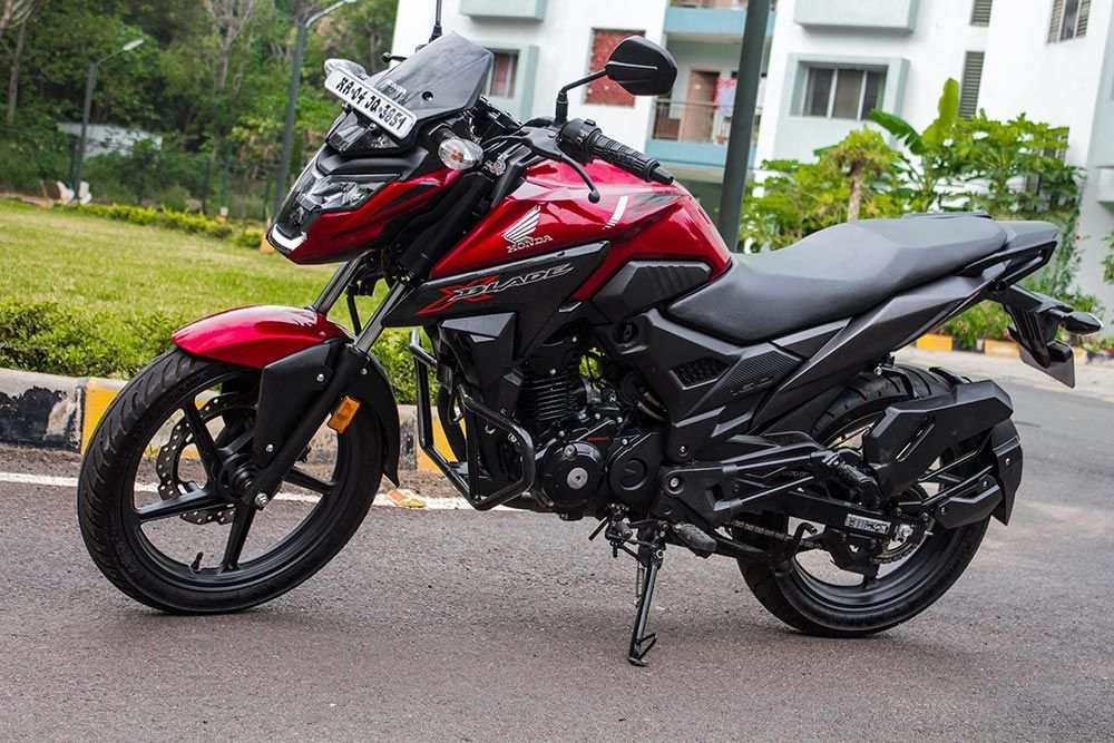 Honda X Blade Review Fittest 160cc Motorcycle In 2020 Honda