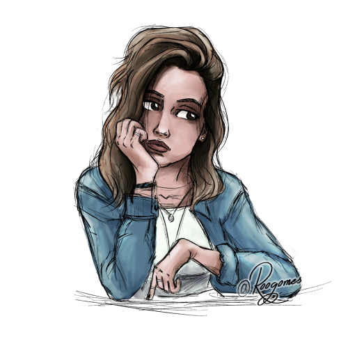 Bea Miller As A Cartoon  Fifth Harmony Fanfics, Arts Etc -4783
