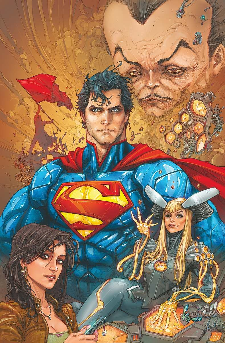 #Superman #Fan #Art. (SUPERMAN #23) By: Kenneth Rocafort. (THE * 5 * STÅR * ÅWARD * OF: * AW YEAH, IT'S MAJOR ÅWESOMENESS!!!™)