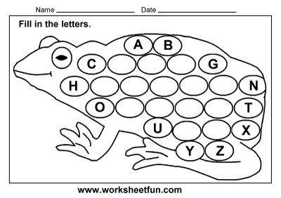 missing letters worksheet plus a ton more school at home kindergarten worksheets. Black Bedroom Furniture Sets. Home Design Ideas