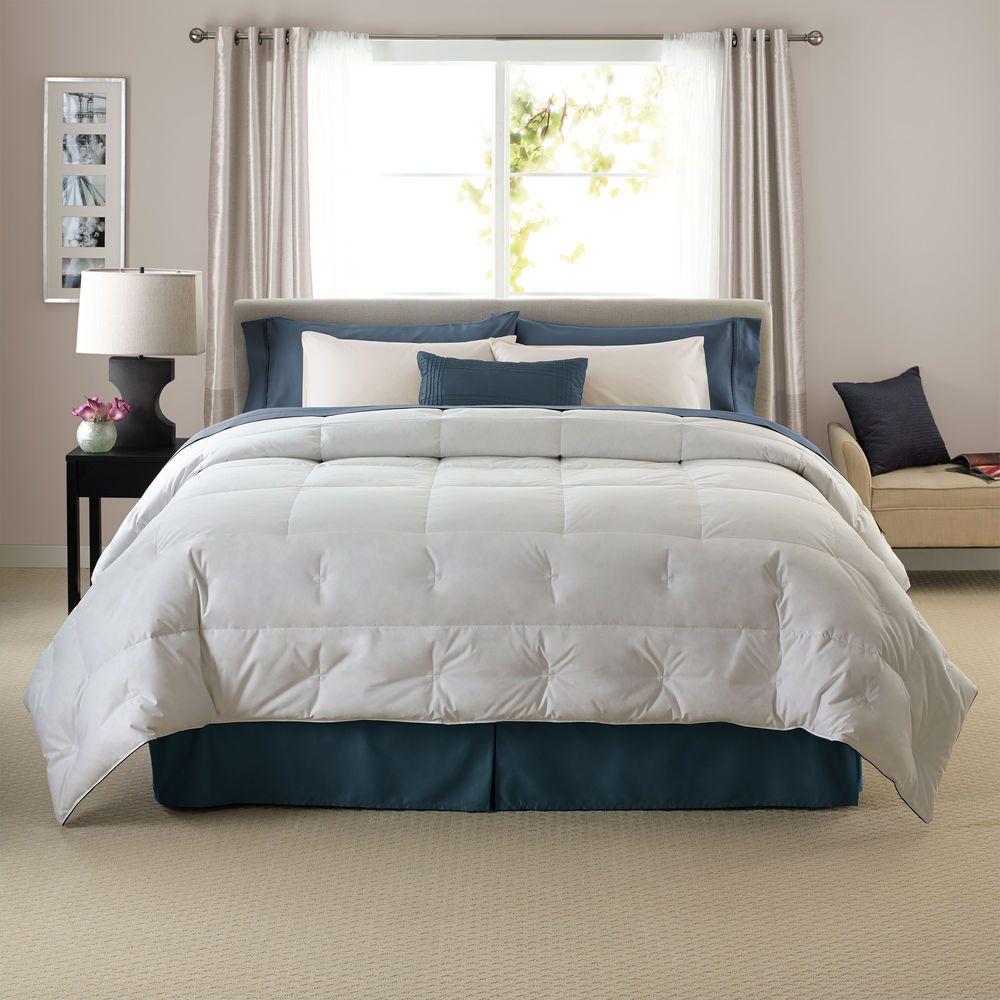 Grand Down Comforter Down comforter, Redecorate bedroom