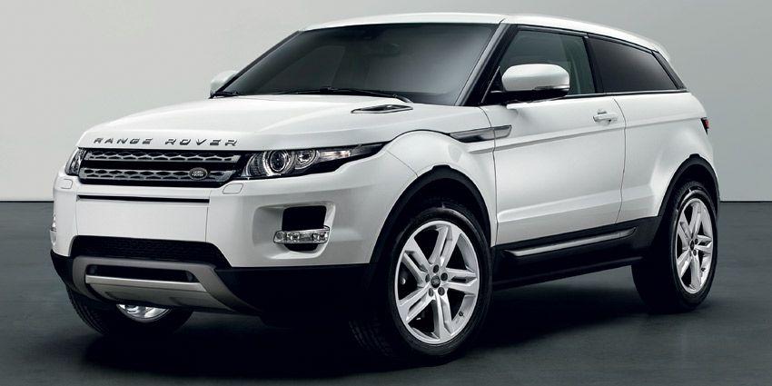 Land Rover Range Rover Evoque 2013 Range Rover Evoque Range
