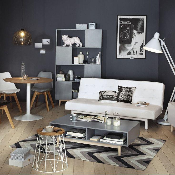 Maisons du Monde Möbel und Deko-Objekte für kleine Räume Junges - couch fur kleine wohnzimmer
