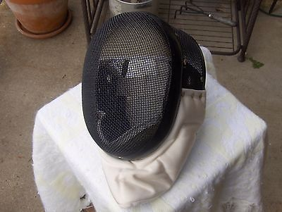@fencinguniverse : Blue Gauntlet M001-BG 3Small Weapon Level 1 350 NW Fencing Mask Great Cond.  $29.99 E http://aafa.me/1Tc5qTs http://aafa.me/1XDGsO7