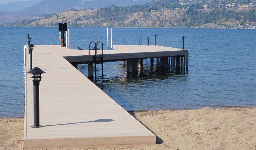 Outdoor Composite Veneer Decking Plastic Dock Decking Wpc Decking Deck Outdoor