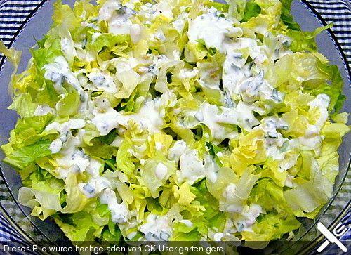 Condimento per insalata della nonna di ch.siemon | capocuoco
