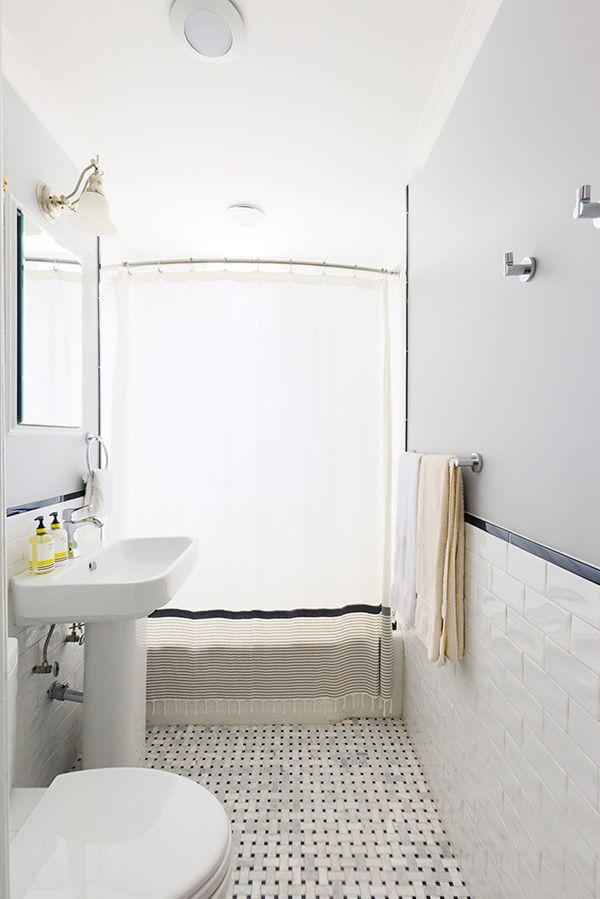 Hari And Kaity S Kitchen And Bathroom Renovation Sweeten In Brooklyn Heights Tile Bathroom Budget Bathroom Remodel Bathroom Renovation