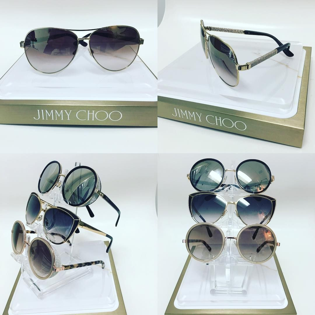 Jimmy Choo Has Arrived To Brickells 1 Optical Boutique Call Us