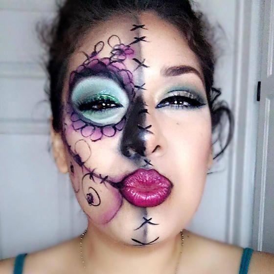 15 to die for sugar skull makeup looks that win halloween