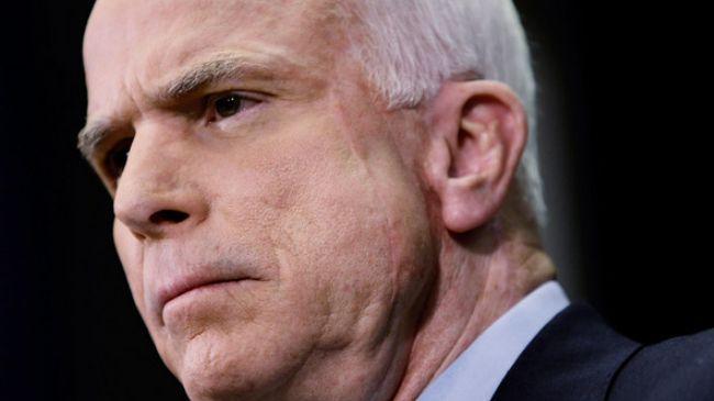 McCain admires 'Israeli restraint' despite 175 deaths in Gaza