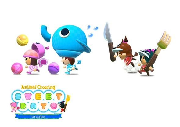 AnimalCrossing Sweet Day (Nintendo Land) (With images
