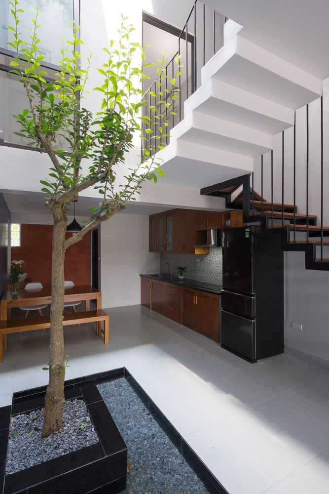 Gallery Of đam Lộc House V Studio 21 Interior Arch In
